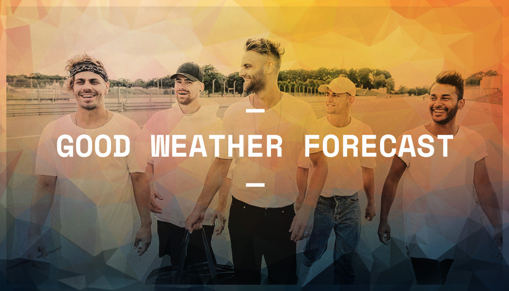 Good Weather Forecast beim Balinger Rockfestival